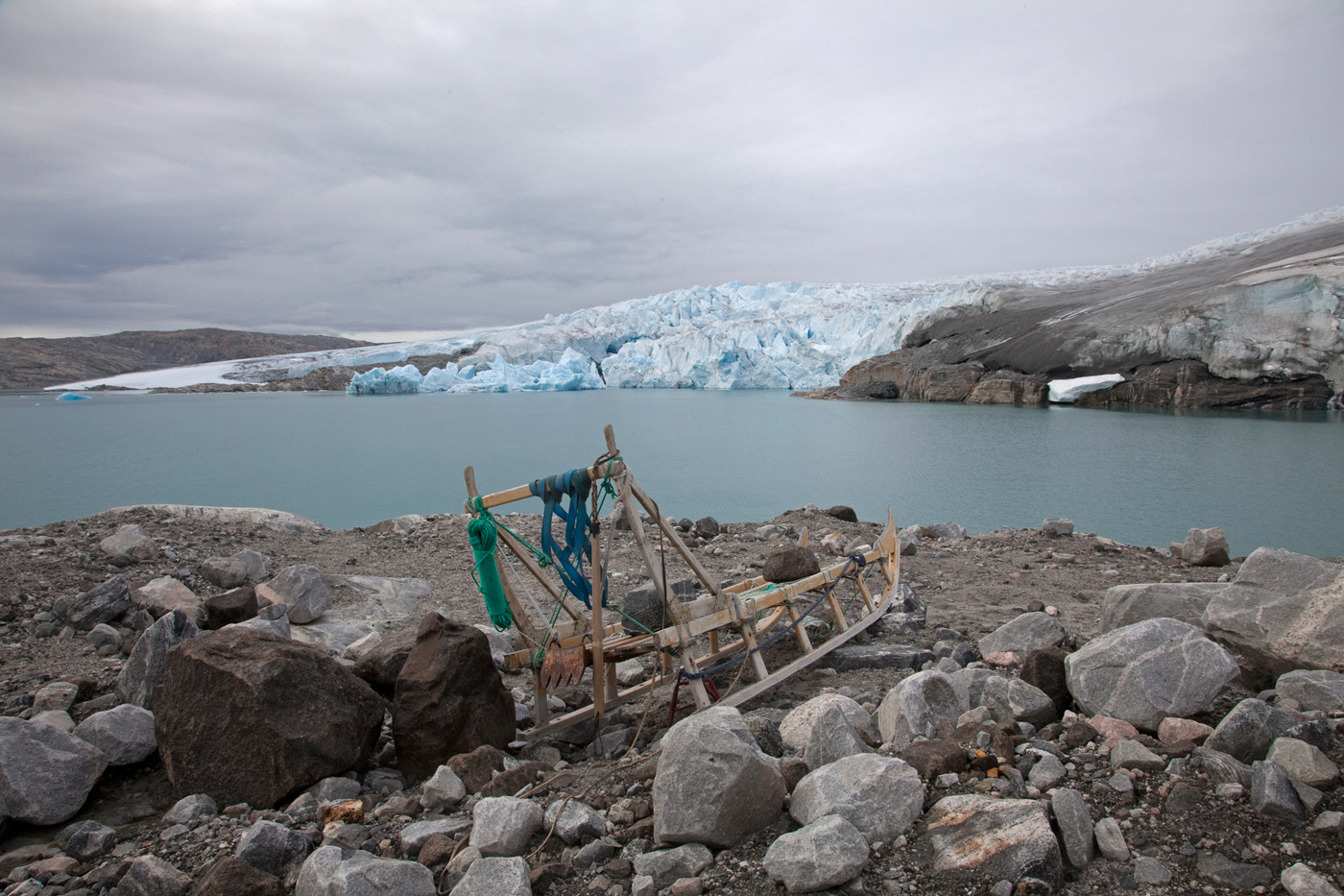 Glacier at Isortoq 3