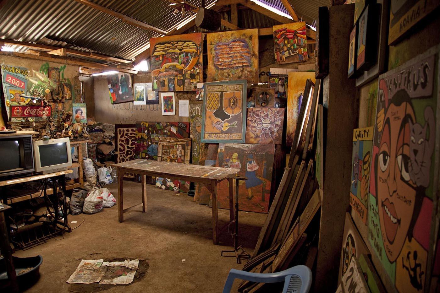 Masai Mbile Art Studio