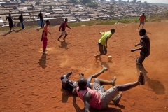 Kiberan Black Stars Soccer Team