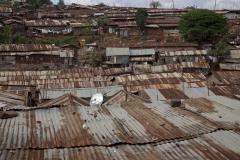 Iron Sheet Roofs