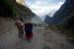 Between Tal and Dharapani