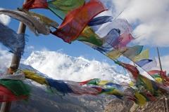 Annapurna from Upper Pisang