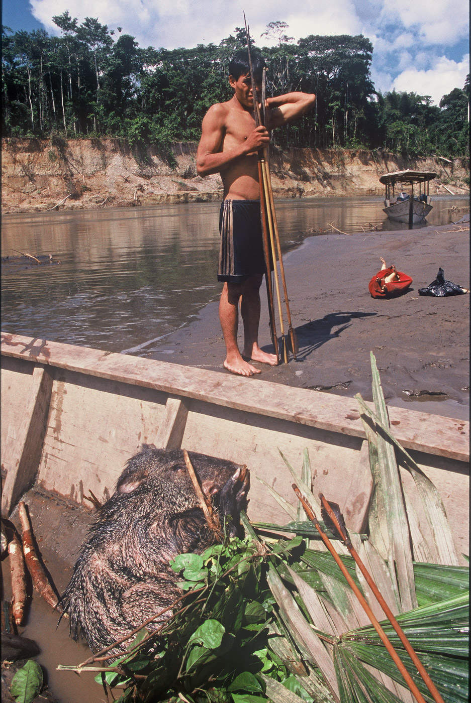 hunter-amazonia
