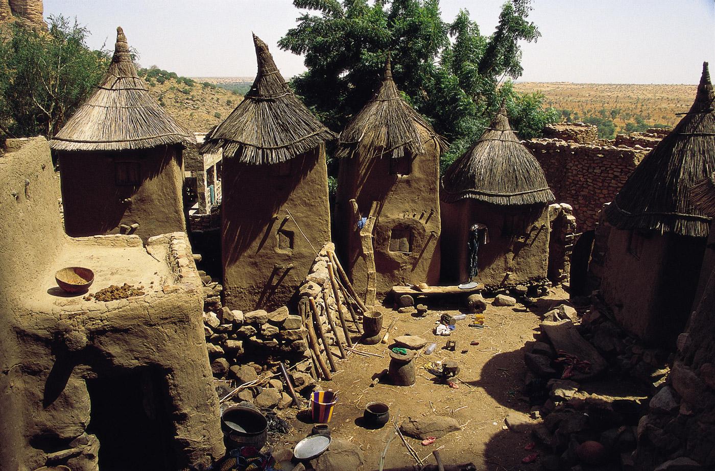 dogon-village-mali