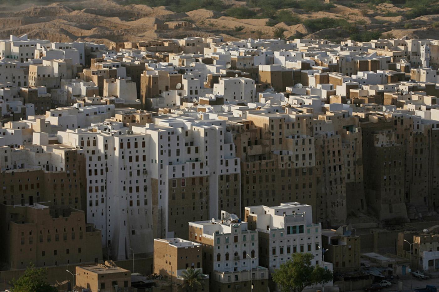 skyline-yemen